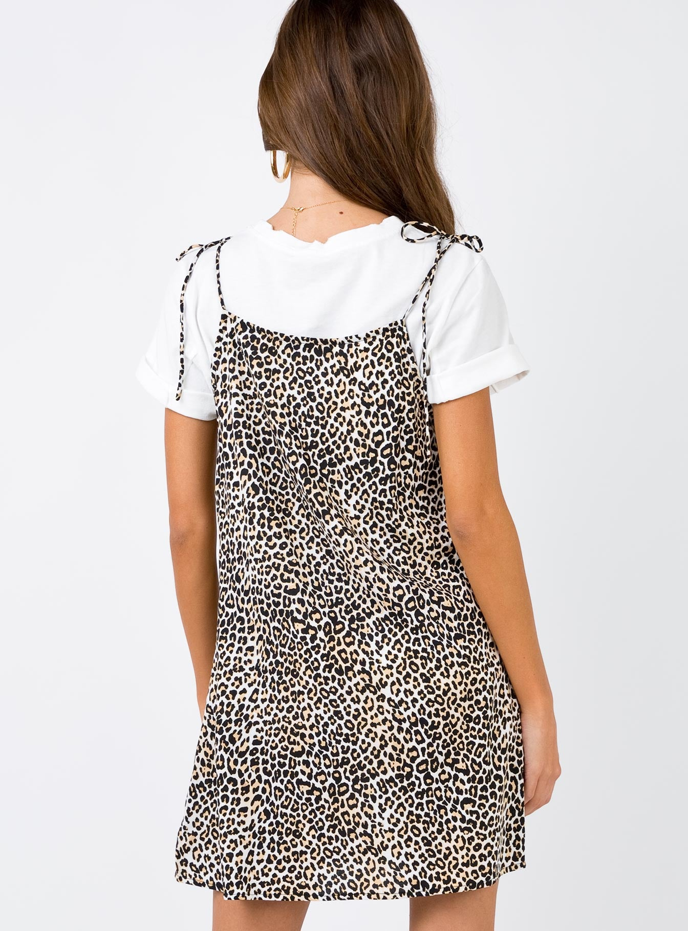 Motel Elgia Dress Leopard