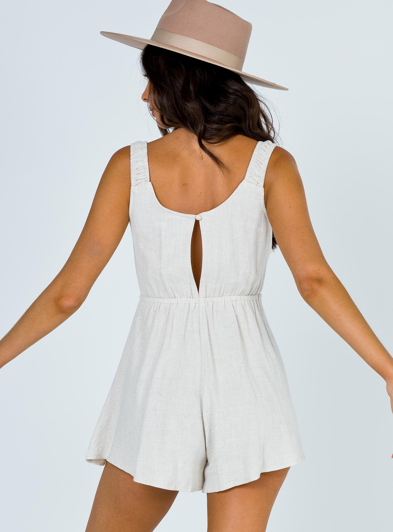Chrissy May Romper