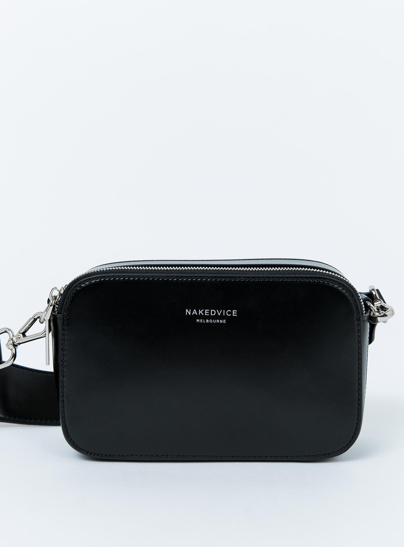Nakedvice The Met Bag Black