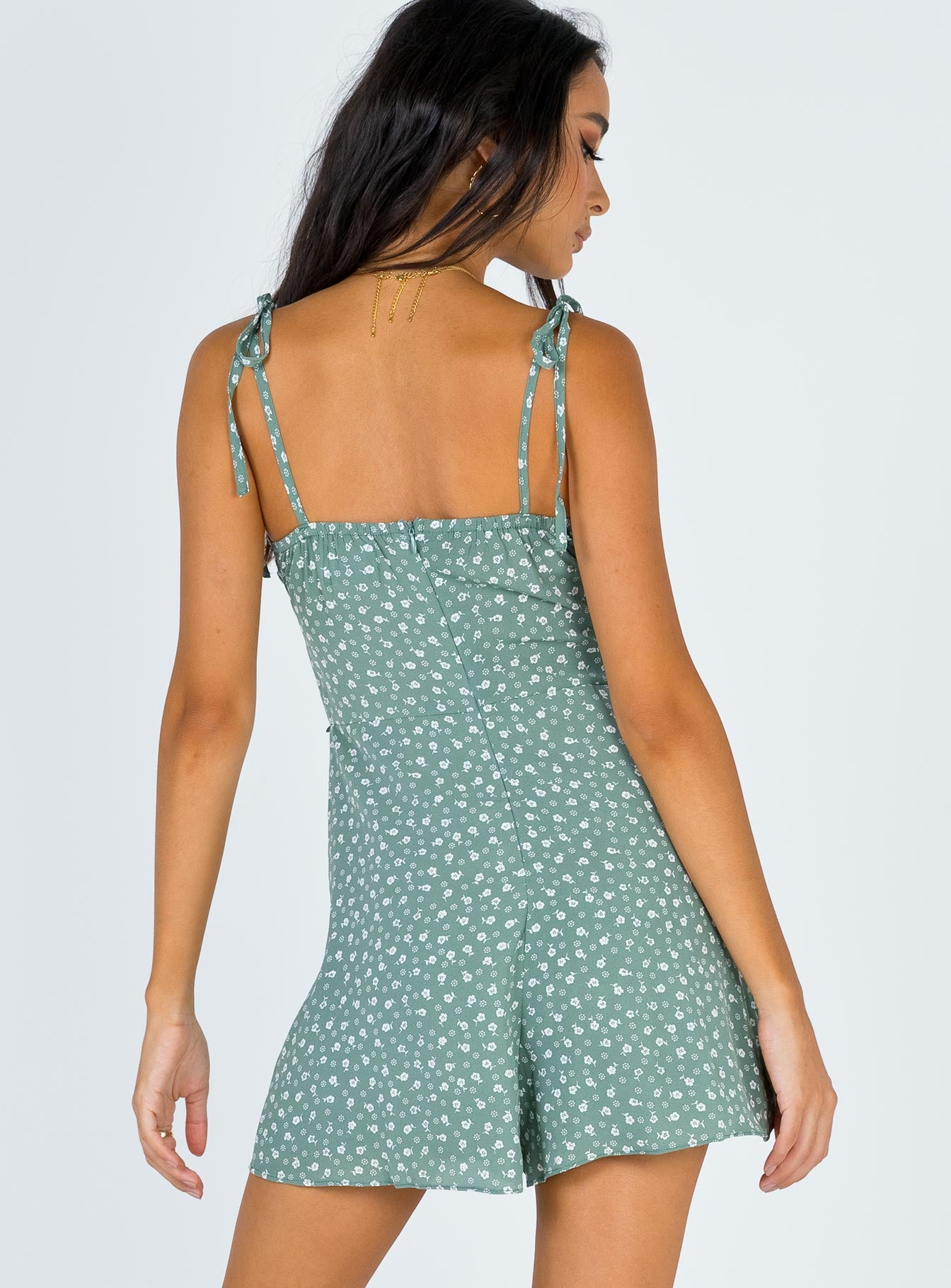 Evelyn Rue Playsuit
