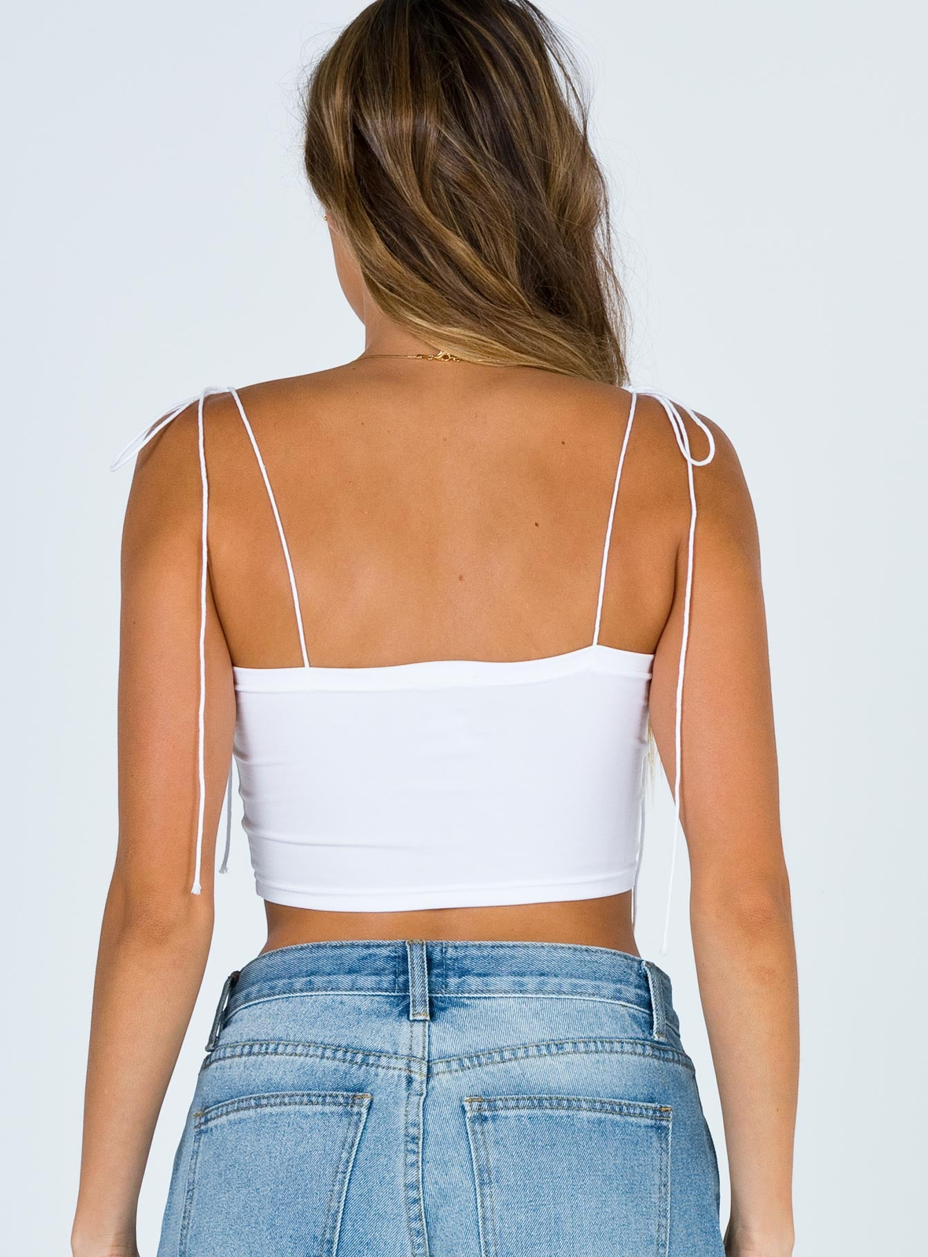 Soulmate Top White