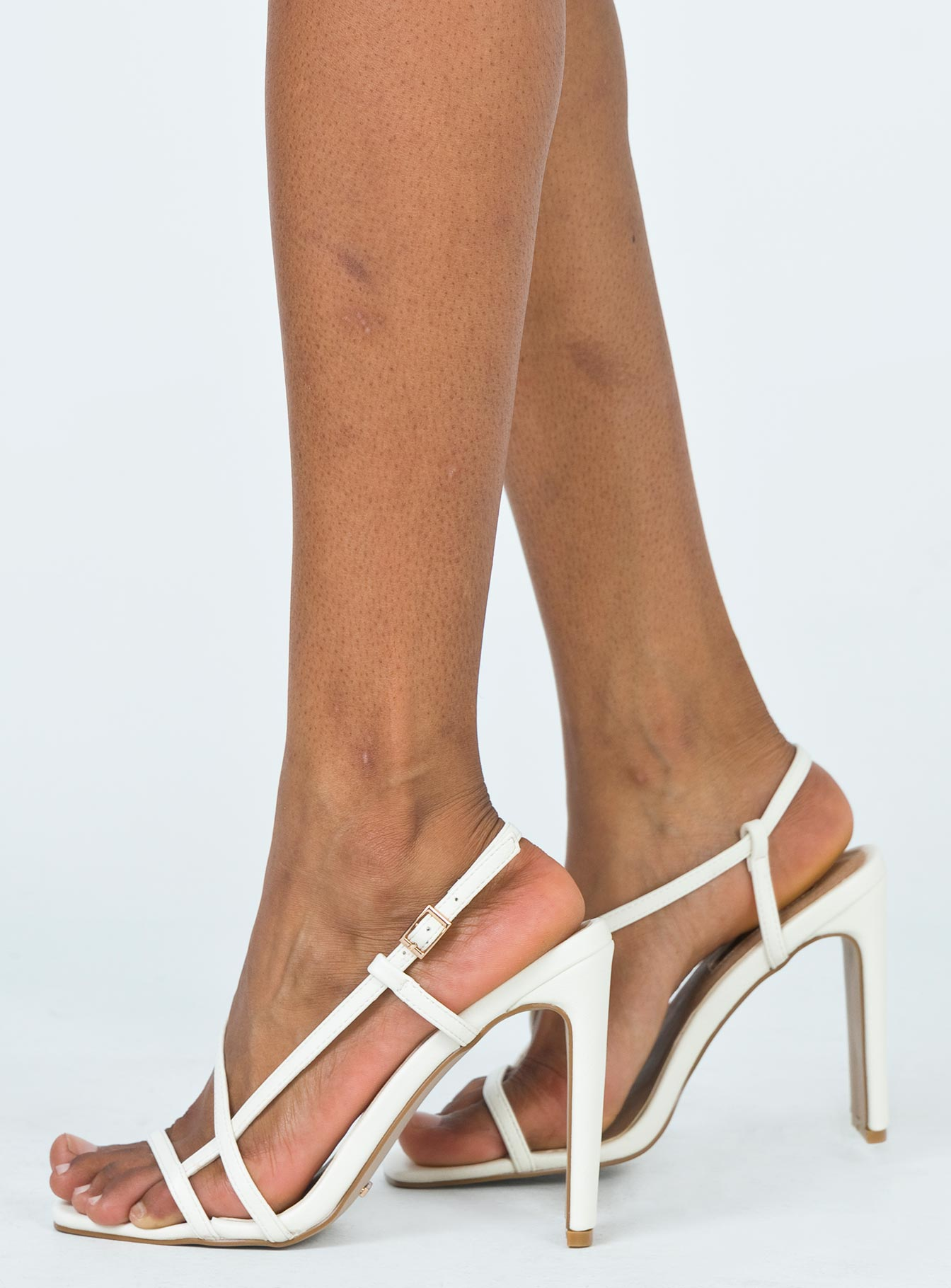 Billini Danita Heel Off White
