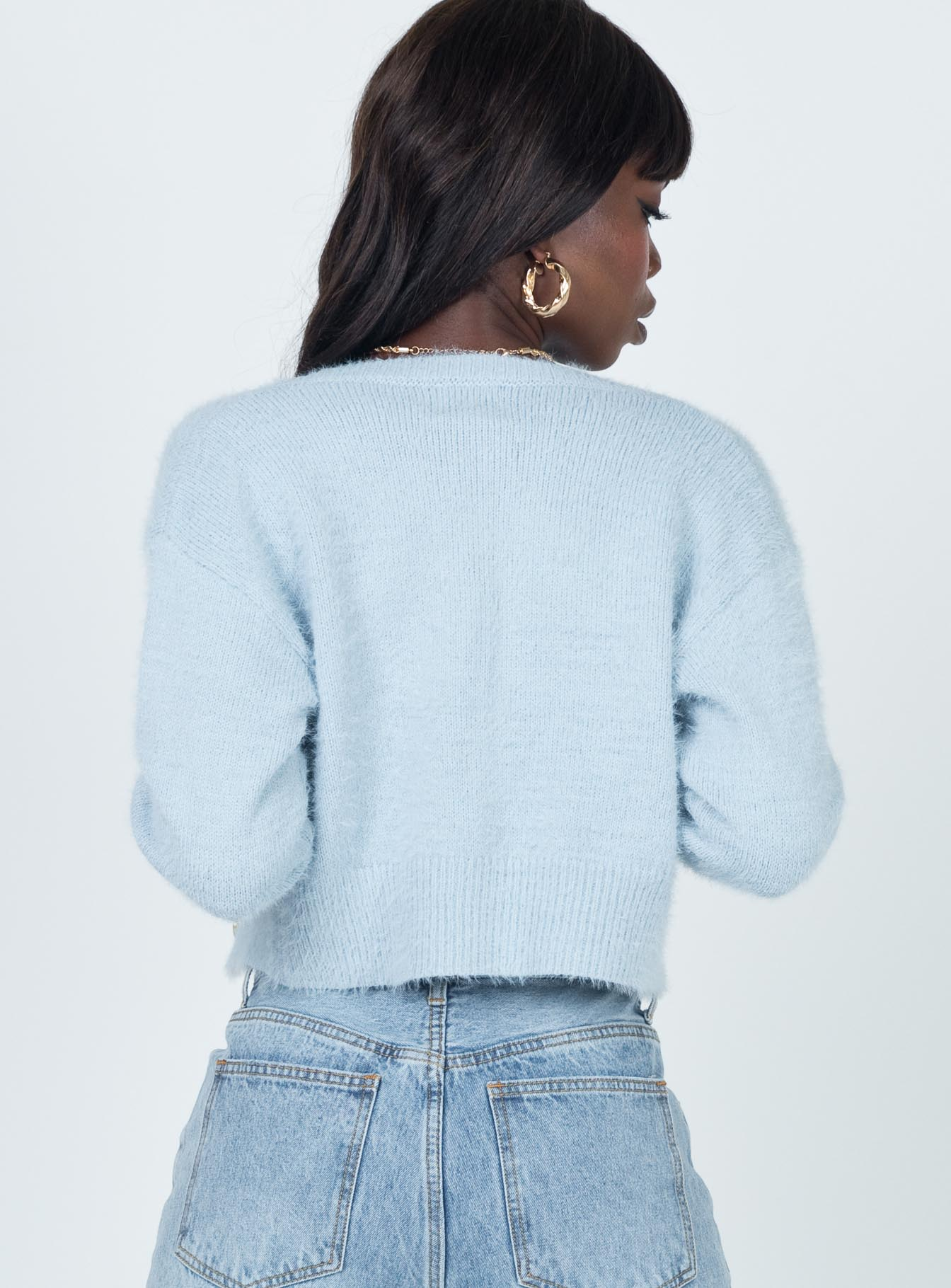 Annie Sweater Blue