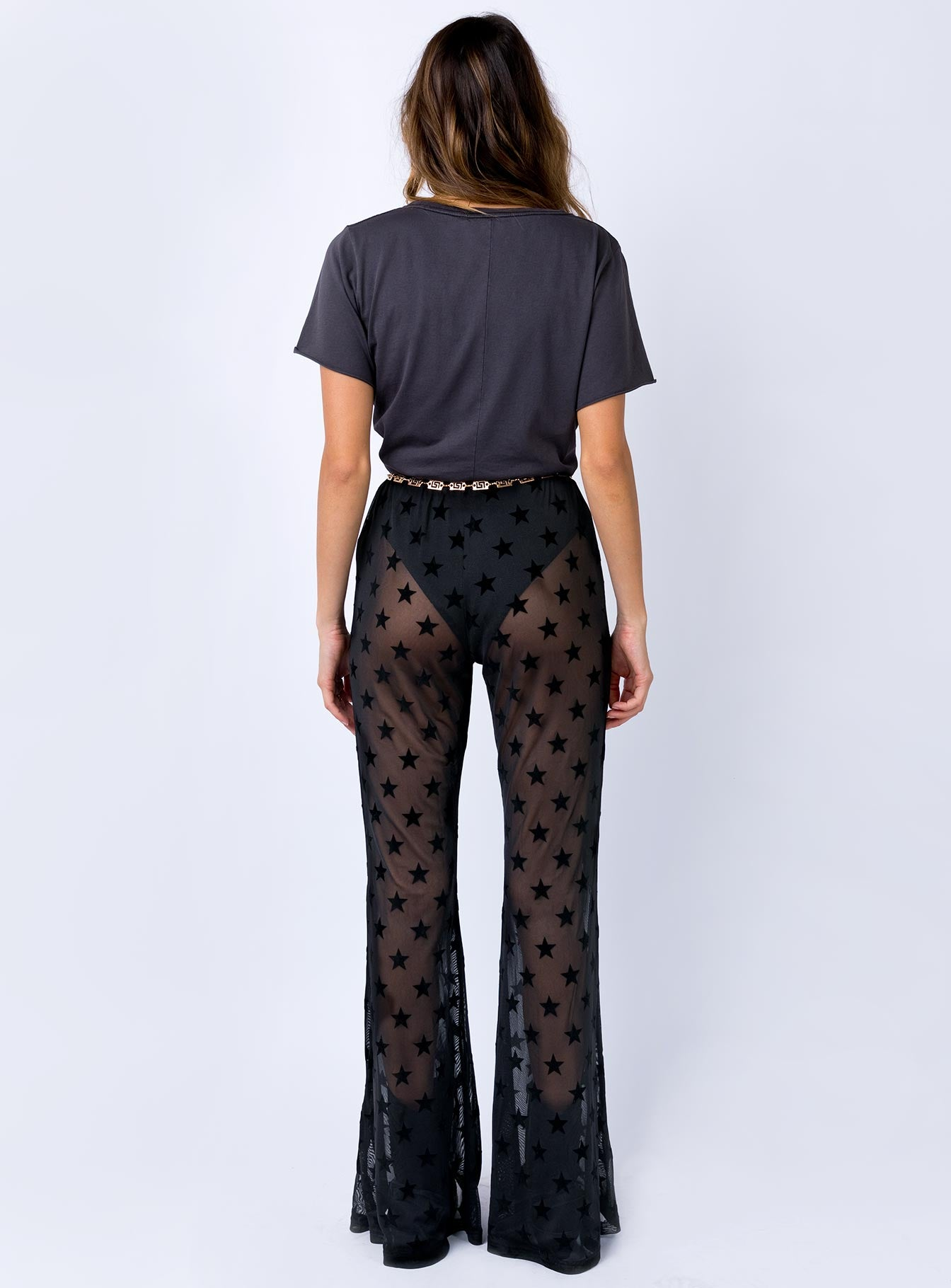 Giana Pants Black