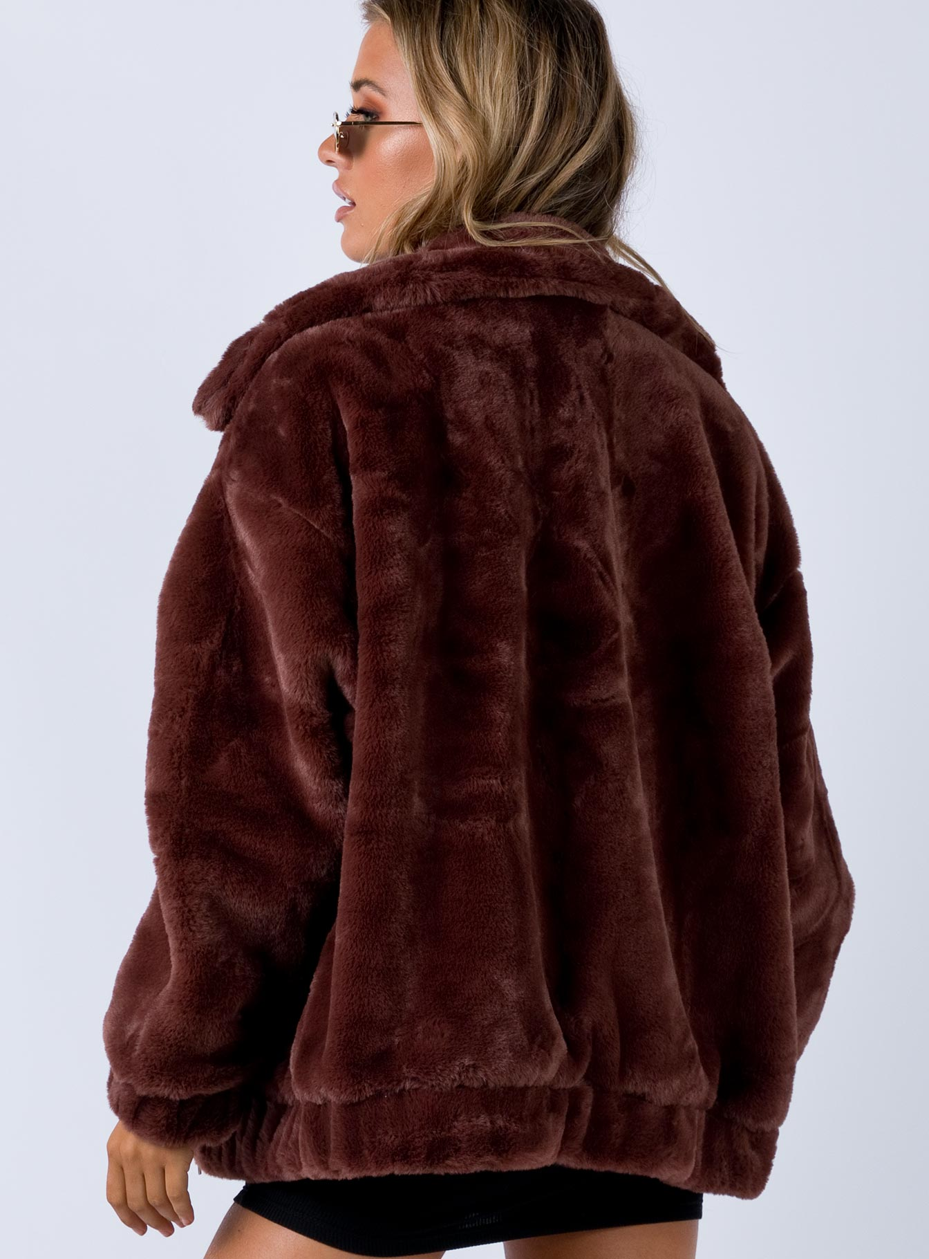Ronan Jacket Brown
