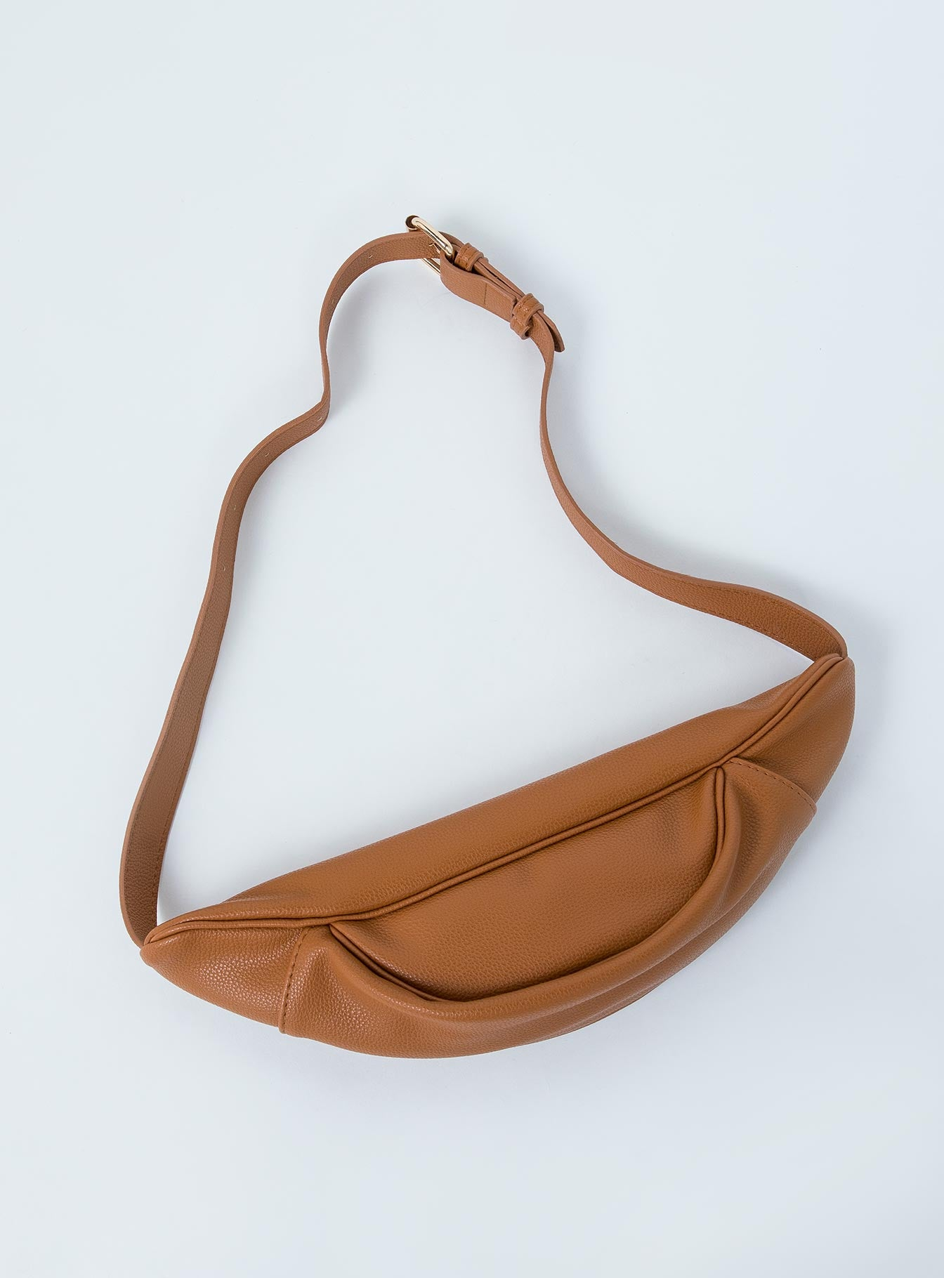 Natty Waist Bag Tan