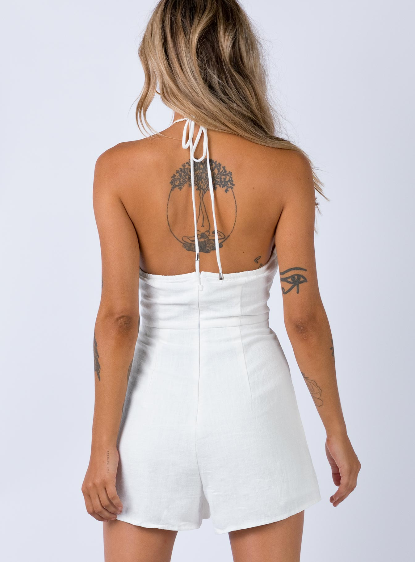 Berg Playsuit White