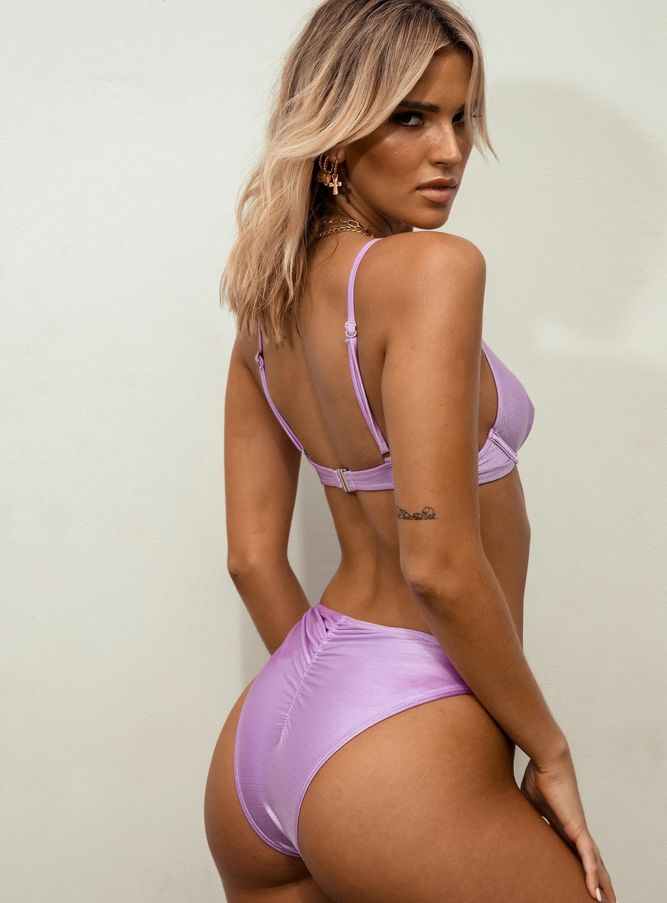 TWIIN Ultra Underwire Top Lilac