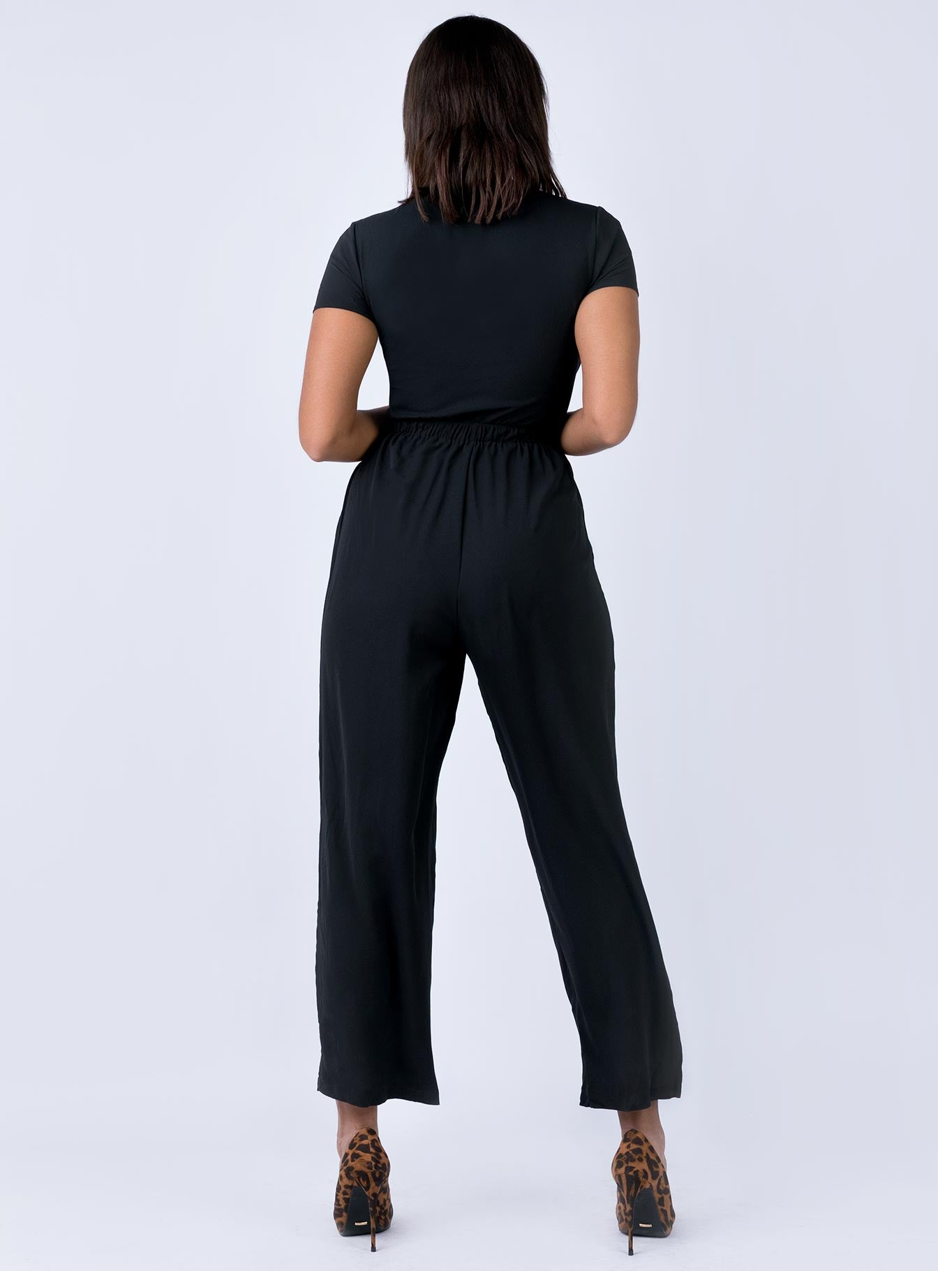 Mahon Jumpsuit Black