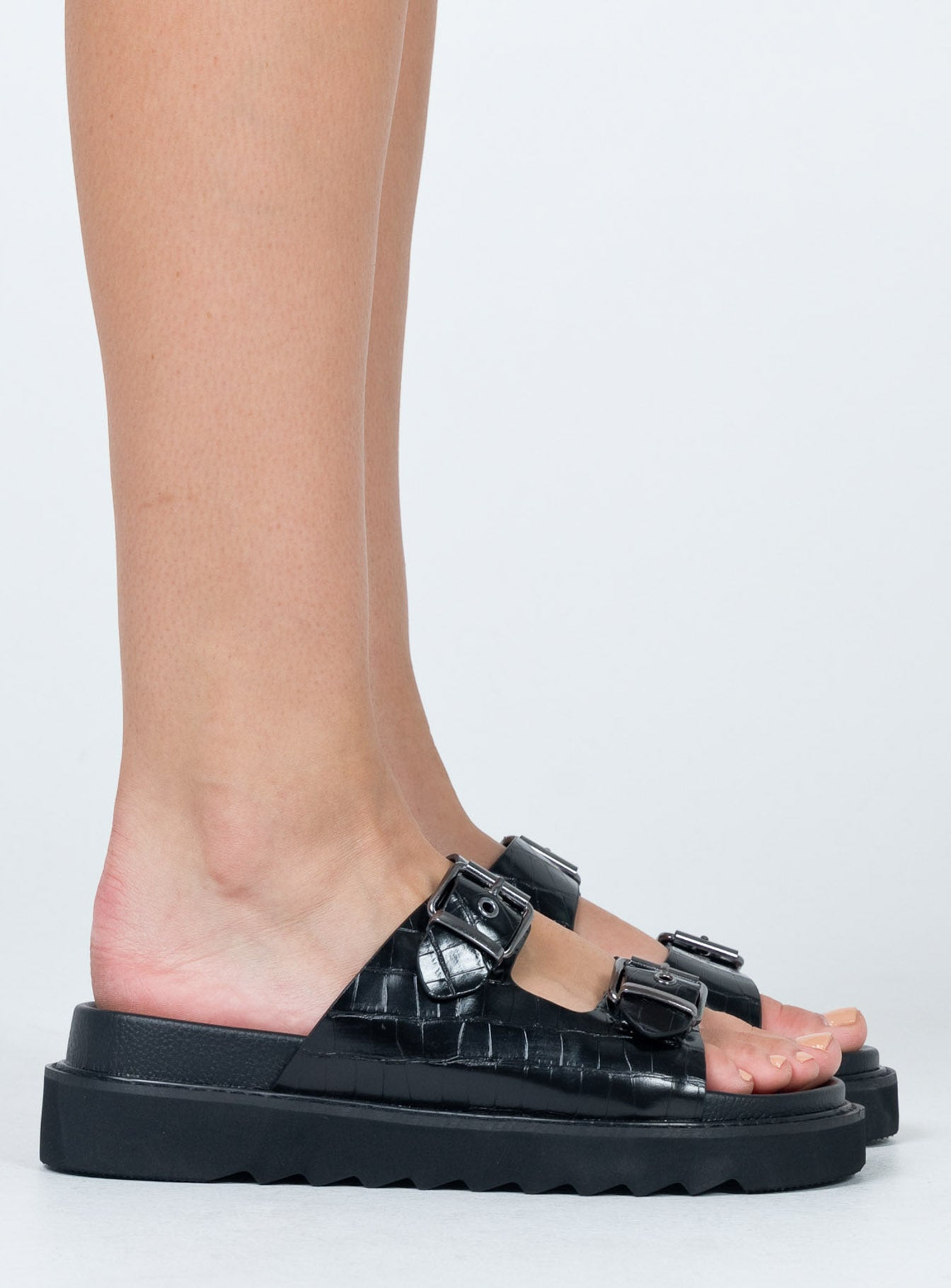 High Fidelity Sandals