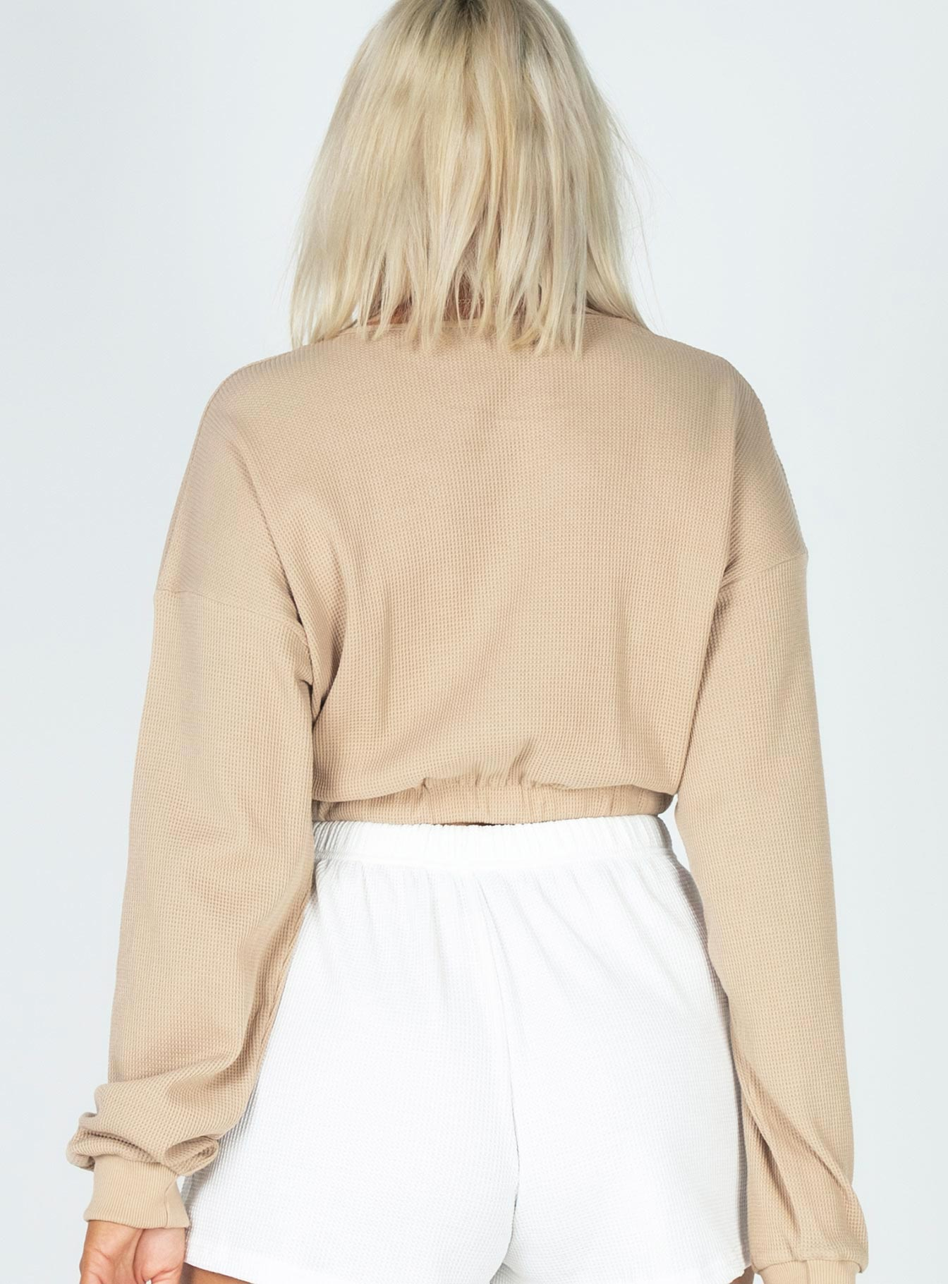Milo Sweater Beige