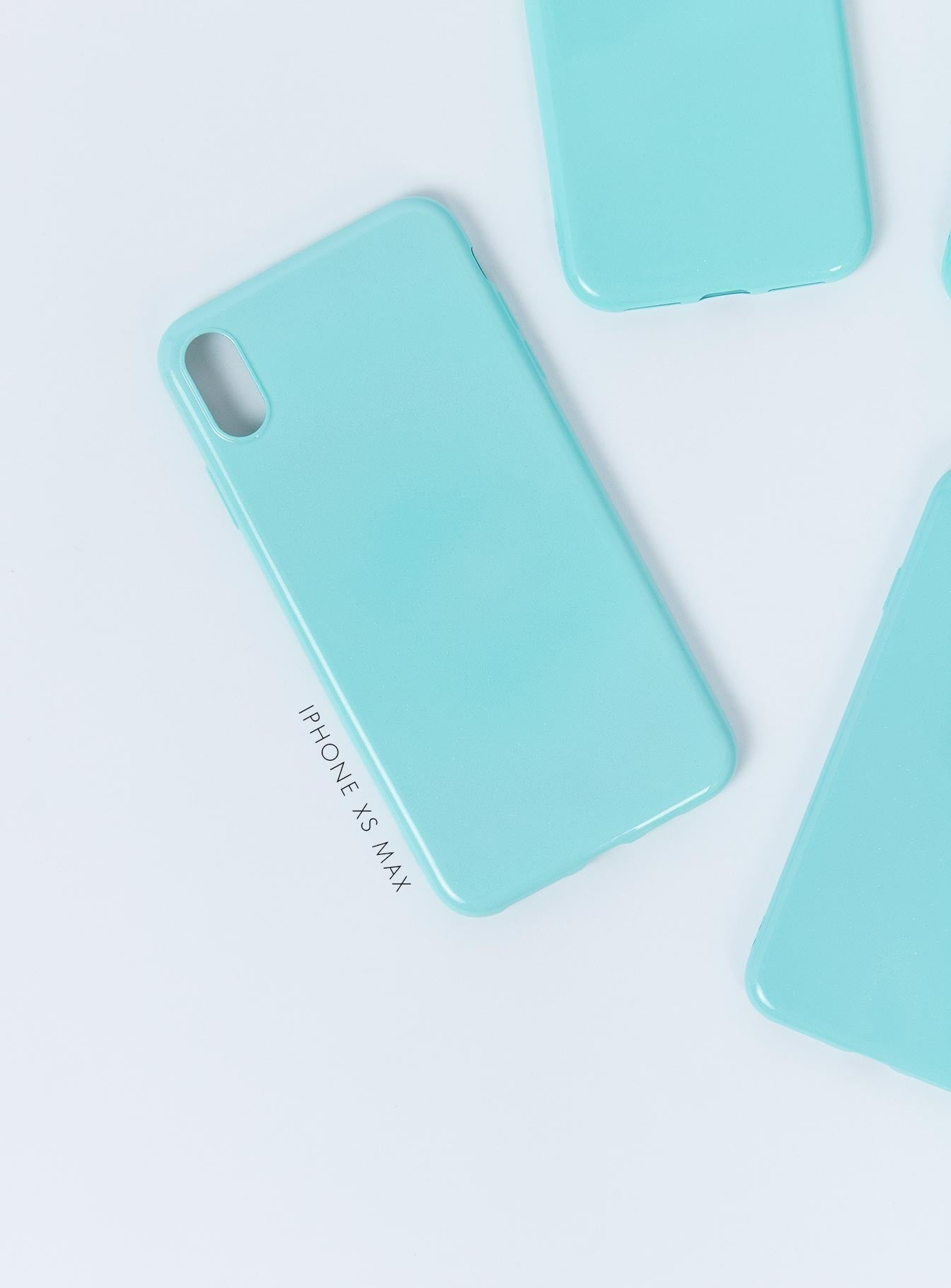 Precious Me Iphone Case Teal