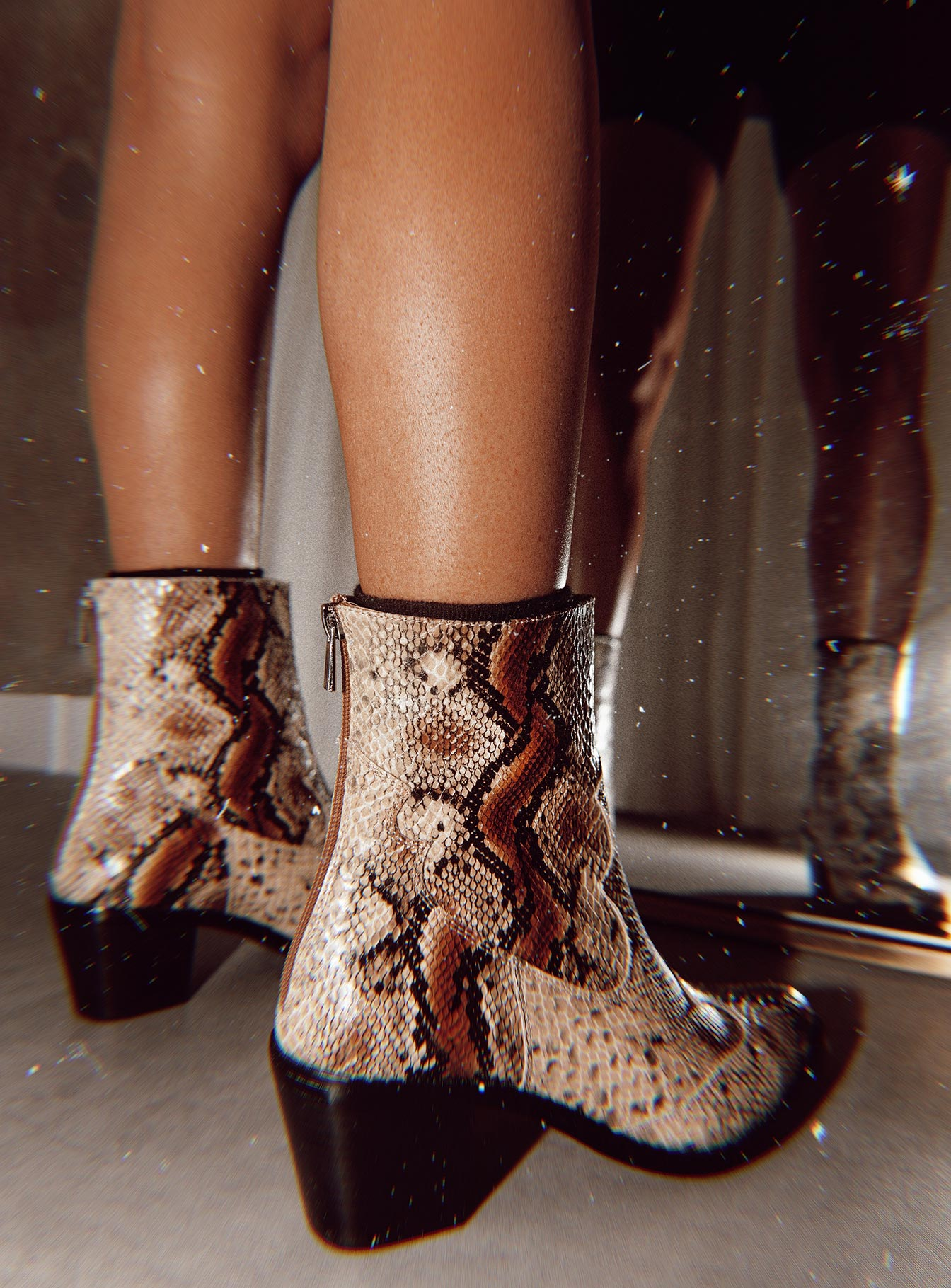 The Pablo Boots