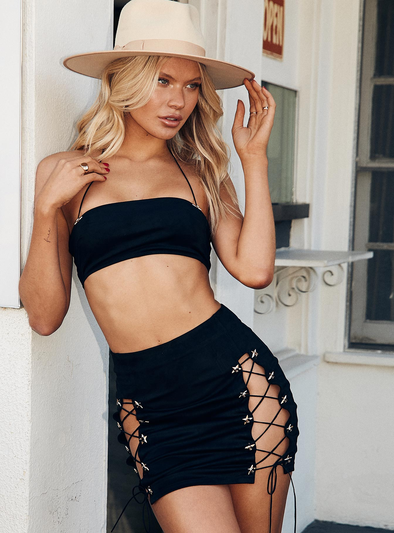 Chella Mini Skirt
