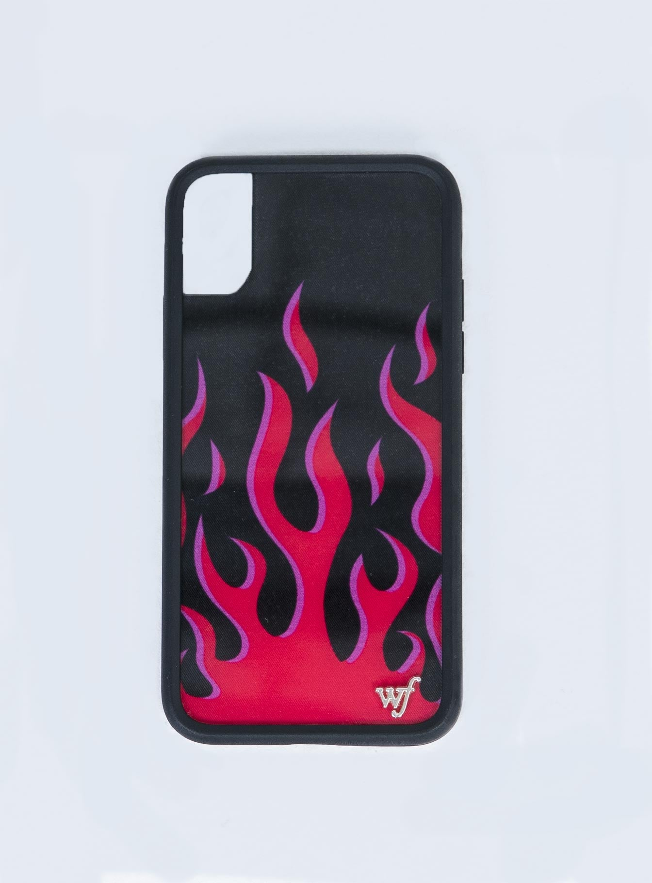 Wildflower Red Flames iPhone X/XS Case