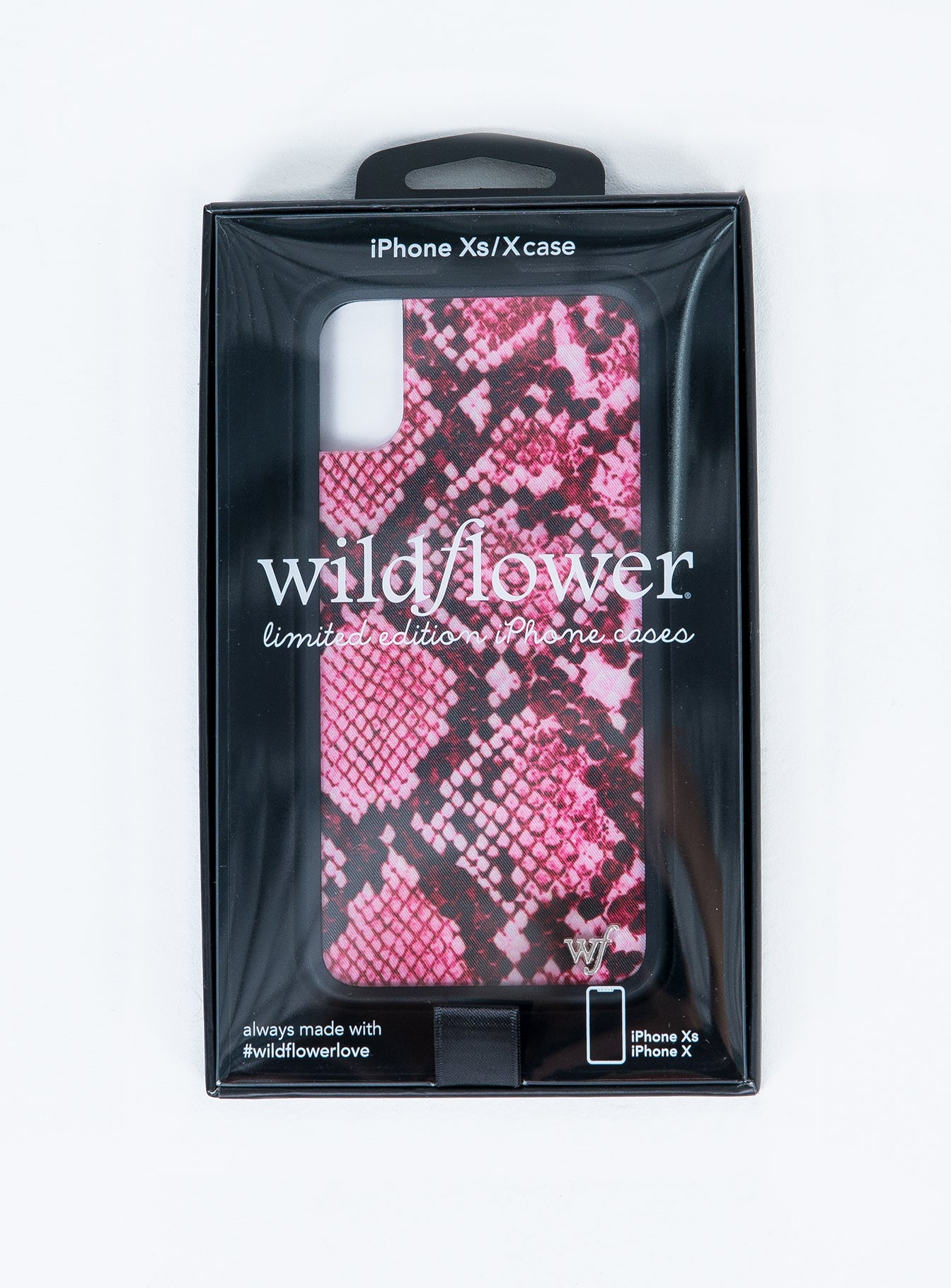 Wildflower Serena iPhone X/XS Case
