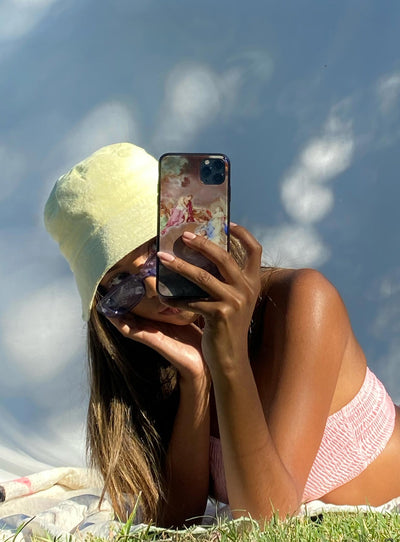 Heavenly Touch iPhone Case