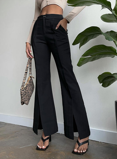 Kaylen Pants Black