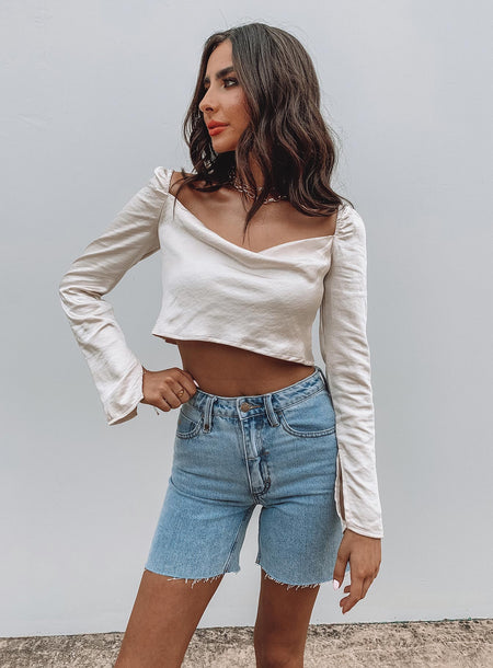 Love Song Top by Princess Polly, available on princesspolly.com for $40 Kendall Jenner Top SIMILAR PRODUCT