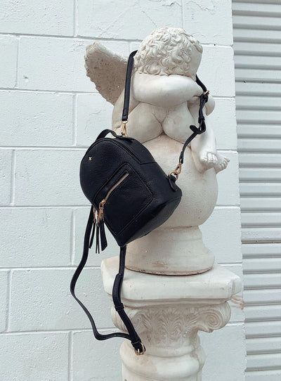 Peta & Jain Zoe Backpack Black