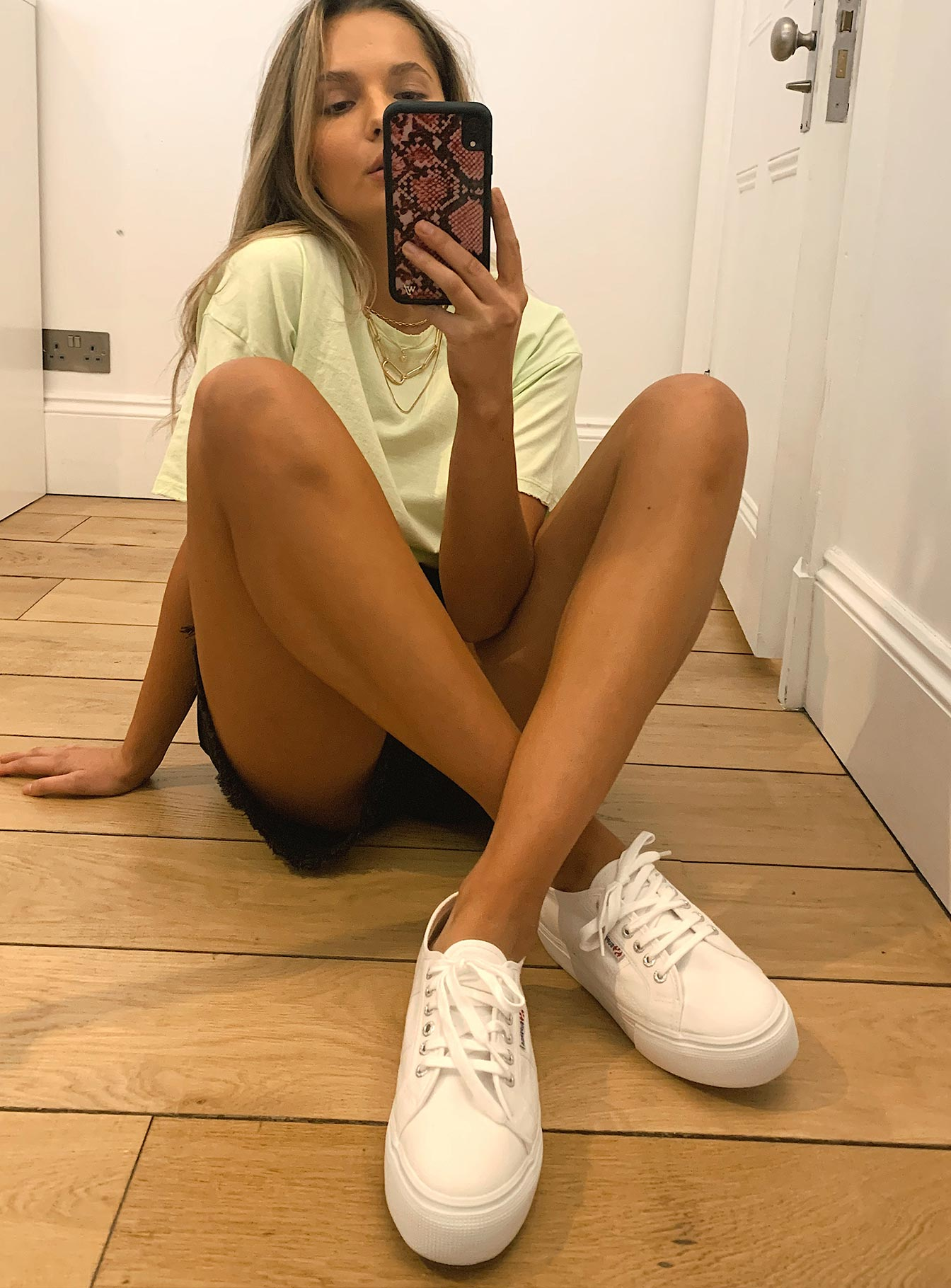 Superga Acotw Linea Up And Down White