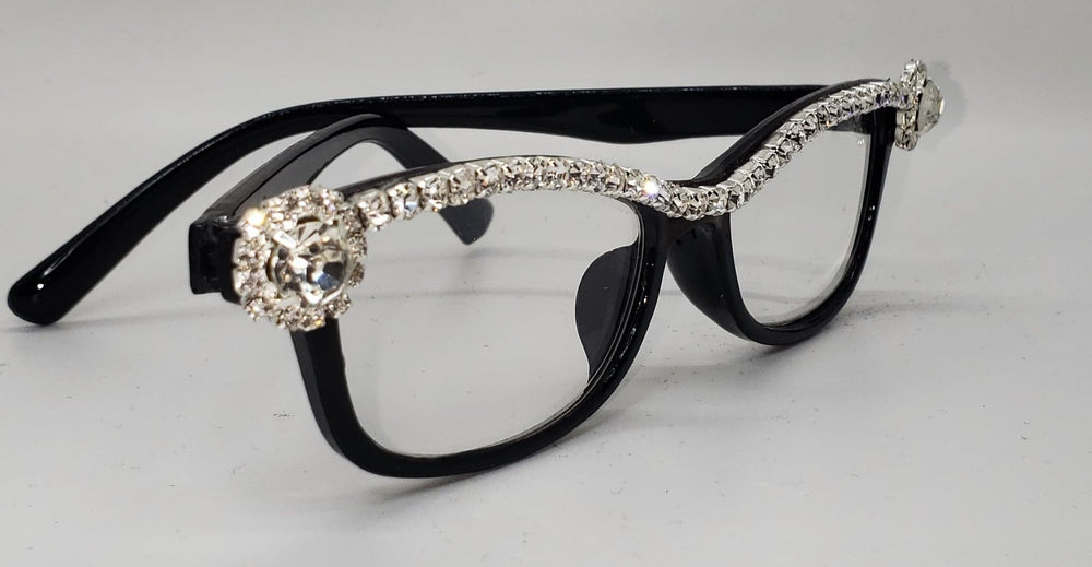 Blinged Reading Glasses