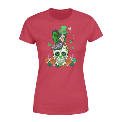 Apparel St Patrick Day Girl Shirt - Standard Women's T-shirt - DSAPP XS / Red