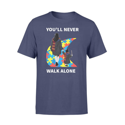 Clothing You'll Never Walk Alone HP Shirt - Standard T-shirt - DSAPP S / Navy
