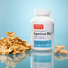 Load image into Gallery viewer, Agaricus Bio® Wellness Powder Capsules