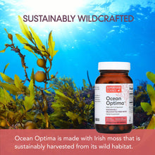 Load image into Gallery viewer, Ocean Optima Irish Sea Moss Supplement