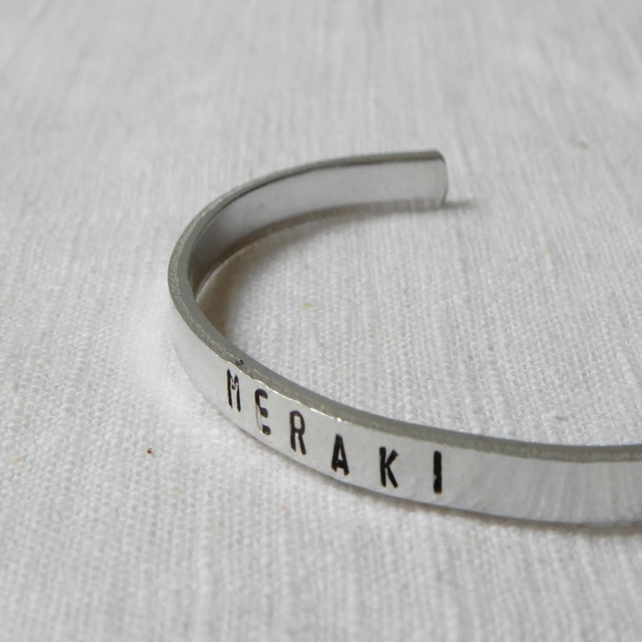 Text Bracelet | The Skinny