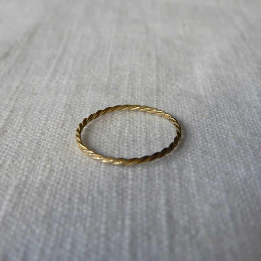 Ring | The twisted