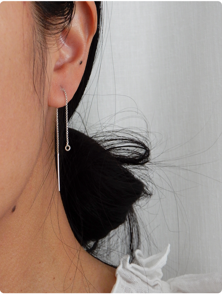 Earring | The ear threader