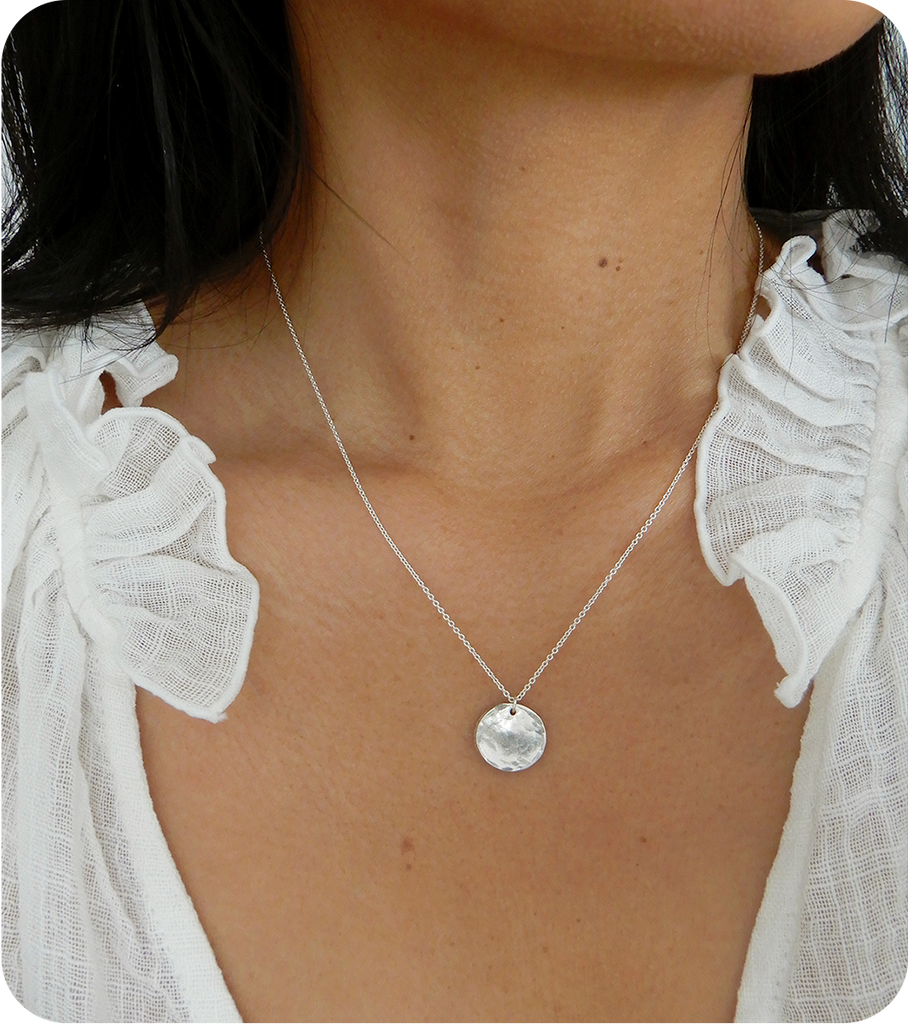 Necklace | The full moon