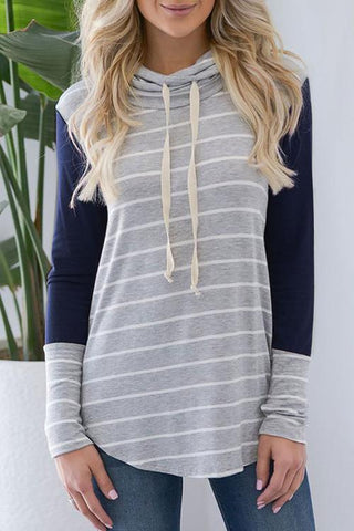 AmourFab Color Crush Patchwork Hoodies