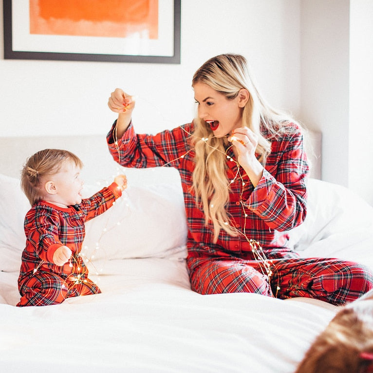 Family Matching Outfits Christmas Pajamas – AmourFab eac85d651