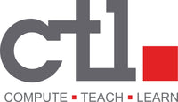 Image of CTL Logo. Compute. Teach. Learn.