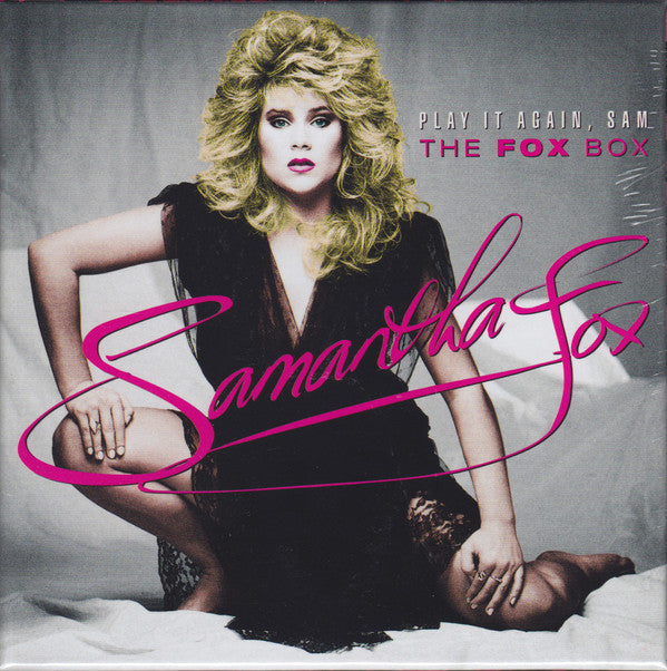 Samantha Fox - Play It Again, Sam: The Fox Box