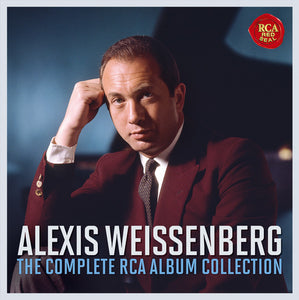 Alexis Weissenberg - Complete RCA Album Collection