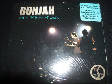Bonjah - Live At The Prince Of Wales