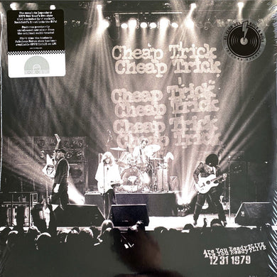 Cheap Trick - Are You Ready? Live 12/31/1979