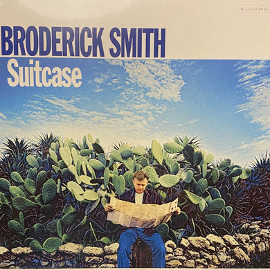 Broderick Smith - Suitcase
