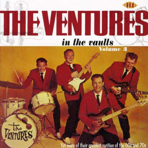 The Ventures - In The Vaults Vol 3