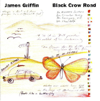 James Griffin - Black Crow Road