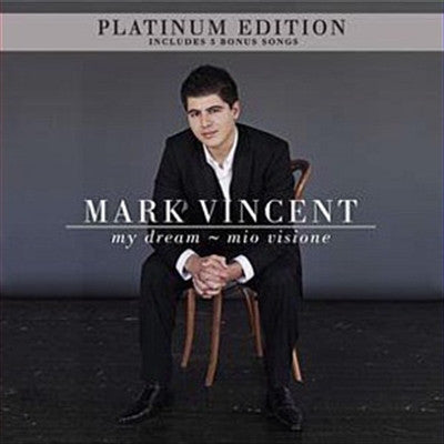 Mark Vincent - My Dream