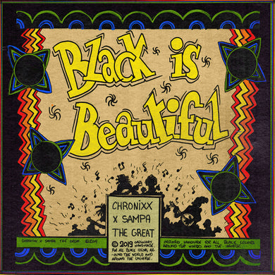 Black Is Beautiful Remix / Trouble