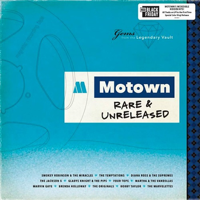 Motown Rare & Unreleased