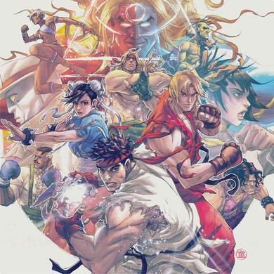 Street Fighter III: The Collection