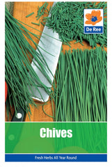 PACKET of CHIVES 125 Garden HERB SEEDS