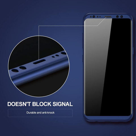 Image of Thin Hybrid Shockproof Case For Samsung Galaxy S7 edge S8 S9 +